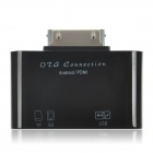 OTG Connection Kit + Card Reader for Samsung Galaxy Tab P7510 / P7500 / P7300 / P7310