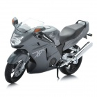 1:12 Honda CBR1100XX Model Motorcycle for Display / Collection - Grey + Black