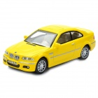 01.43 BMW M3 Model Car für Display / Collection - Gelb