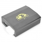TK-103 Quad-Band GPRS / GSM / GPS Tracker автомобиля Автомобиль ж / TF - черный