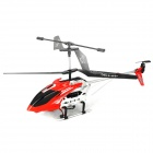 L-988 Rechargeable 40MHz 3-CH R/C Helicopter w/ Gyroscope - Red