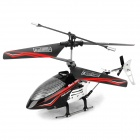 6613B Rechargeable 3-CH R/C Helicopter with IR Remote Controller - Black