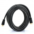 24K Gold Plated HDMI 1.4 Male to Male Connection Cable (800cm)