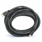Designer's 24K Gold Plated HDMI 1.4 Male to Male Connection Cable (10 Meters)