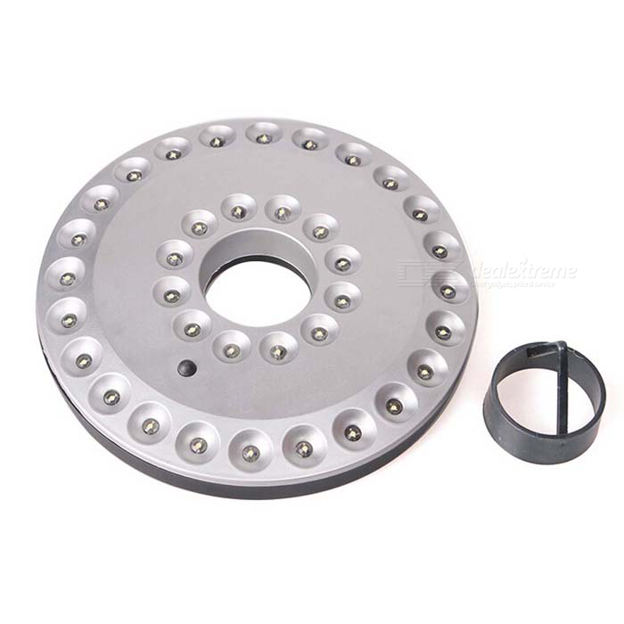 36 Leds Camp Light Two-Modes Silver