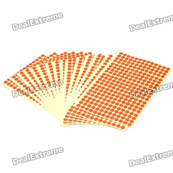 8mm-round-style-paper-self-adhesive-labels-red-15-paper-pack