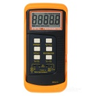 "2.2"" LCD Digital Thermometer Handheld Temperature Tester (1 x 9V 6F22)"