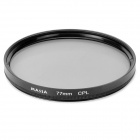 MASSA Multi-Coated CPL Circular Polarizing Lens Filter (77mm)