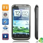 "A9300 Android 2.3 WCDMA Smartphone w/ 4.3"" Capacitive, Dual SIM, Wi-Fi and GPS - Gray + Black"