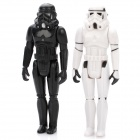Star Wars Cloned Soldier Display Figures (2-Figure Set) - Black and White