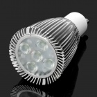 GU10 5W 7000K 600-Lumen 5-R2 Cree XPE LED White Light Bulb (AC 85 ~ 265V)