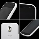 "Samsung Galaxy Nexus I9250 Android 4.0 WCDMA Smartphone w/4.6"" Super AMOLED, Wi-Fi and GPS - White"