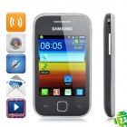 "Samsung Galaxy Y S5360 Android 2.3 WCDMA Smartphone w/ 3.0"" Capacitive, Wi-Fi and GPS - Black"