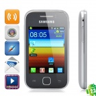 "Samsung Galaxy Y S5360 Android 2.3 WCDMA Smartphone w/ 3.0"" Capacitive, Wi-Fi and GPS - Grey"