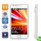 "Samsung I9100 Galaxy S II Android 2.3 WCDMA Smartphone w/ 4.3"" Capacitive and GPS - White (16GB)"