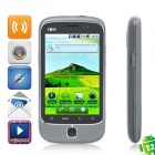 "Vinus V10 Android 2.2 GSM Smart Phone w/ 3.5"" Capacitive, Quadband, Dual SIM, Wi-Fi and GPS - Grey"