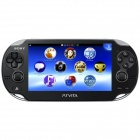 Genuine Sony PlayStation PS Vita Portable Entertainment Console - Black (WiFi / US Version)