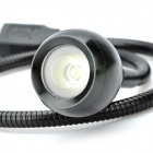 Powered USB Cuello luz blanca LED Flexible
