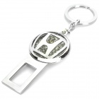 Stylish Rhinestone Honda Logo Seat Belt Buckle Latch
