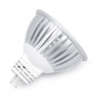 GU5.3 3W 6000K 280-Lumen 3-LED White Light Bulb (AC 12V)