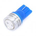 T10 1.5W 6500K 90-Lumen White LED Light Car Dashboard Leselampe (DC 12V)
