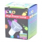 E27 1W 110-Lumen 7000K Cold White Light Cup Bulb (AC 89~265V)