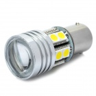 1156 5W 7000K 400LM Cree XP-E R3 Convex Lens Light + 12-LED White Light Bulb for Car (8~30V)