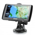 "5.0"" Touch Screen WinCE 6.0 MTK3351 GPS Navigator with FM / TF / Internal 4GB Brazil Map - Black"