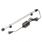4W 60-LED White Floodlight Waterproof Aquarium Submersible Lamp (AC 220~240V / 2-Flat-Pin Plug)