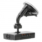 "Genuine RV-1000S 1.3MP HDCMOS Wide Angle Car DVR Camcorder w/ GPS, G-Sensor, AV and TF (2.5"" LCD)"