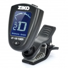 "ZIKO DT-100 1.3"" LCD Clip-On Metronome Tuner (1 x CR2032)"