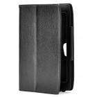 "ACER A100 Protective PU Leather Case for 7"" Tablet PC - Black"