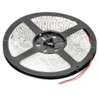 Waterproof 24W 300-Lumen 300-335 SMD LED 625~630nm Red Light Flexible Strip (DC 12V / 5-Meter)