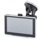 "5.0"" Touch Screen WinCE 6.0 MTK3351 GPS Navigator w/ Bluetooth / FM / 4GB TF Card w/ USA Map"