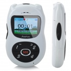 "M0-8 GSM Kid's Cell Phone w/ 1.4"" LCD, Dual-Band and SOS - White"