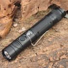ROFIS JR20 CREE XP-G R5 7-Mode 310LM Waterproof LED Flashlight w/ Clip (2 x CR123A / 1 x 18650)