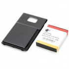 Replacement 3.7V 3500mAh Extended Battery w/ Battery Cover for Samsung i777