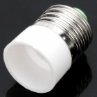 E14 Female to E27 Male Light Lamp Bulb Adapter Converter