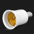 E27 Female to E14 Male Light Lamp Bulb Adapter Converter