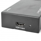 HDMI V1.2a 1080P over CAT-5E/6 Network Cable Sender + Receiver Extender