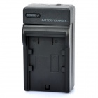 Camera Battery Charger Cradle for JVC V306U/V312U/V318U - Black