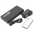 5-Port 1080P HDMI Switch (3-IN/2-OUT)