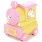 Lovely Train Head Shaped Pencil Sharpener