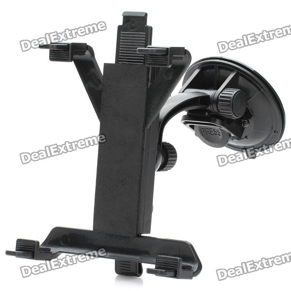 Copa de Succión Car Mount Holder giratoria para Samsung Galaxy Tab P6200 / P6800