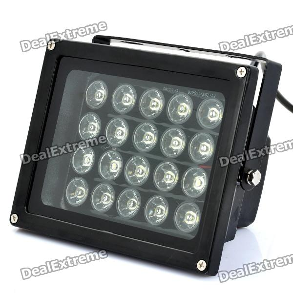 20W 2000LM 6500K Cool White Light Lamp 20-LED (85 ~ 265V)