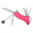 6-in-1 Stainless Steel Multi-Tool Knife