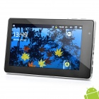 "7"" Capacitive Screen Android 2.3 Tablet w/ Camera / WiFi / HDMI / TF / 3D Accelerate (A10 / 4GB)"