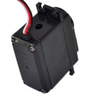 360 Degree Rotary Steering Servo - Black