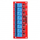 8-Channel 12V Relay Module for Arduino (Works with Official Arduino Boards)
