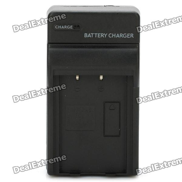 Camera Battery Charger Cradle for Casio NP-20 PREN-DM5370 (AC 100~240V / 2-Flat-Pin Plug)